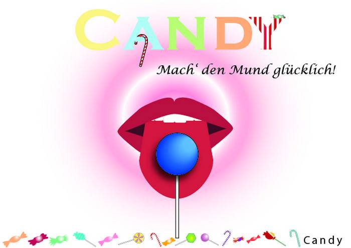 Candy-Flyer