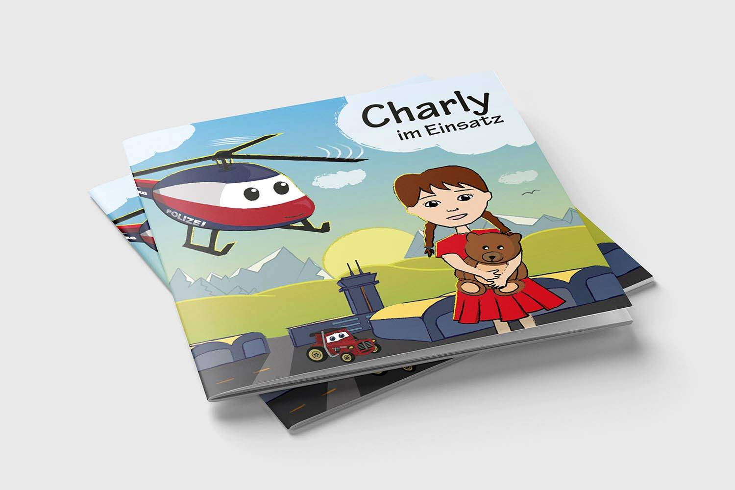 Kinderbuch Charly